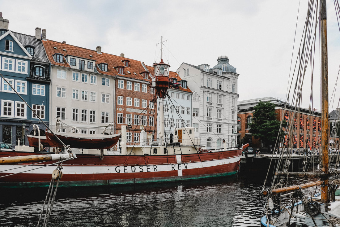 Copenhagen, Denmark - Live Tiny and Travel