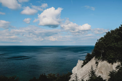 Møns Klint, Denmark - Live Tiny and Travel