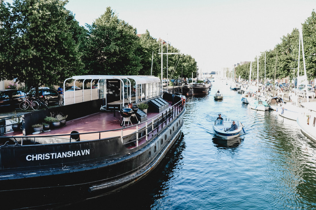 Christianshavn, Copenhagen, Denmark - Live Tiny and Travel