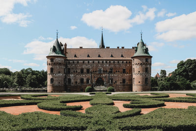 Egeskov Castle, Denmark - Live Tiny and Travel