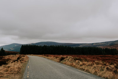 Wicklow Mountains - Live Tiny & Travel