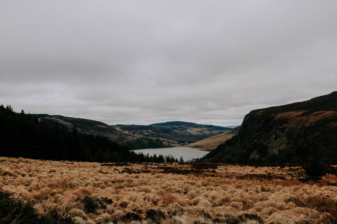 Lough Tay - Live Tiny & Travel