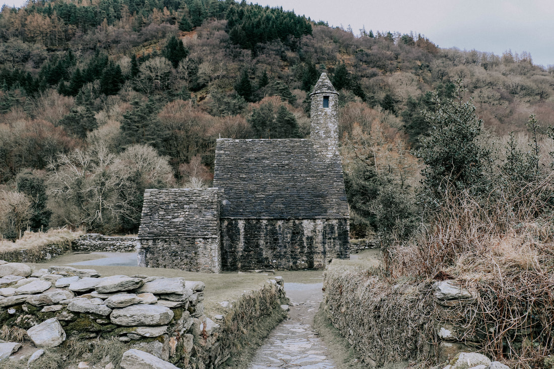 Glendalough - Live Tiny & Travel