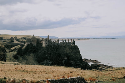 Dunluce Castle - Live Tiny & Travel