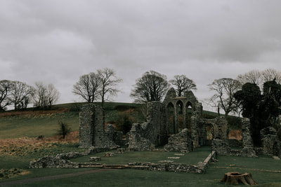 Inch Abbey - Live Tiny & Travel