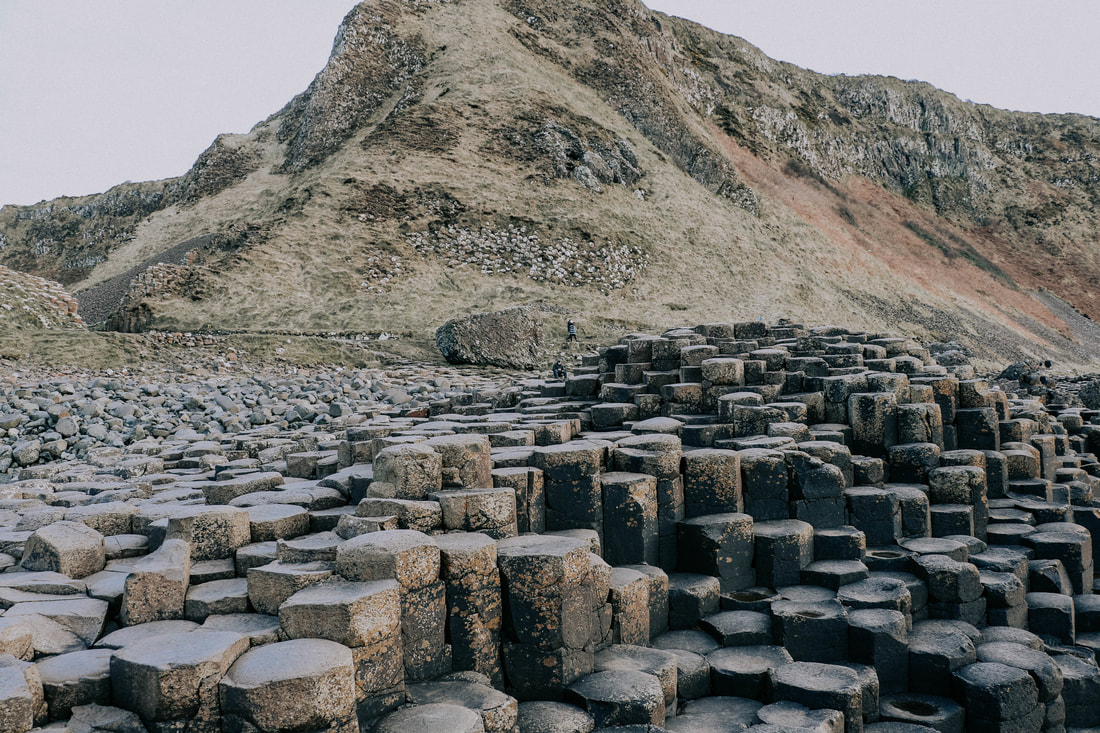 Giant's Causeway - Live Tiny & Travel