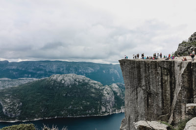 Preikestolen, Norway - Live Tiny and Travel