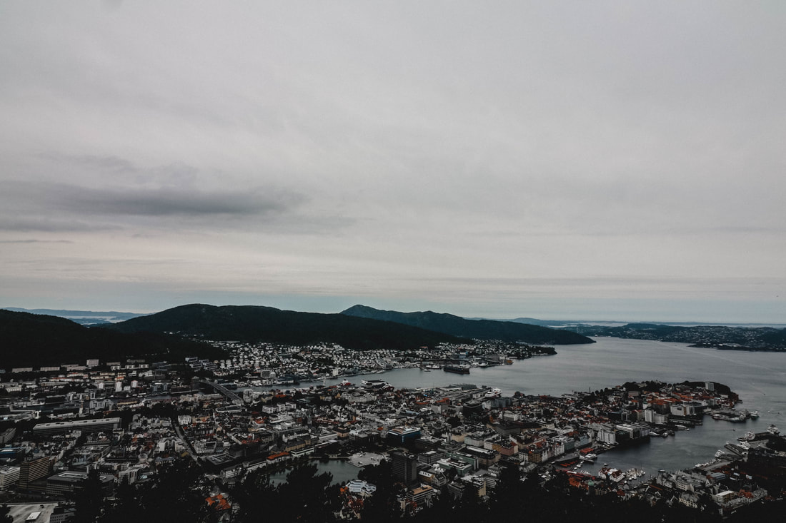 Bergen, Norway - Live Tiny and Travel